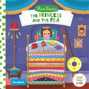 Campbell Books: The Princess and the Pea