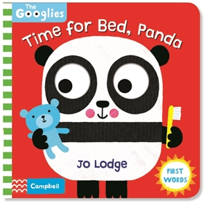 Campbell Books: Time for Bed, Panda