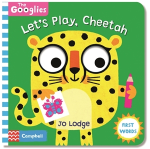 Campbell Books: Let's Play, Cheetah
