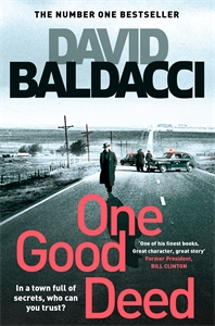 David Baldacci: One Good Deed