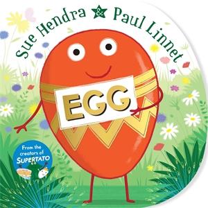 Sue Hendra: Egg
