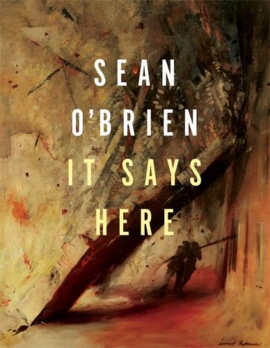 Sean O'Brien: It Says Here