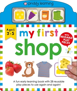Roger Priddy: My First Shop