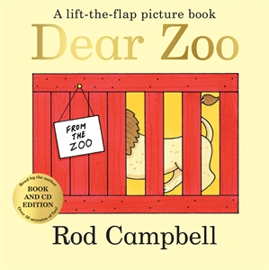 Rod Campbell: Dear Zoo