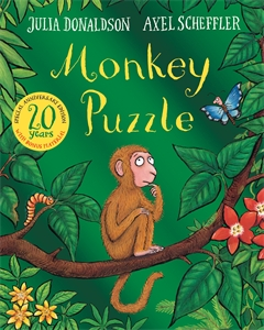 Axel Scheffler: Monkey Puzzle 20th Anniversary Edition