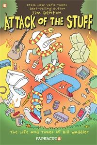 Jim Benton: Attack of the Stuff