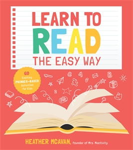Heather McAvan: Learn to Read the Easy Way