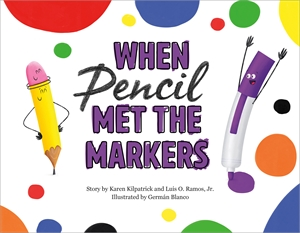 Luis O. Ramos Jr.: When Pencil Met the Markers