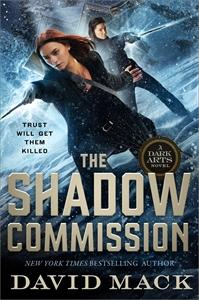 David Mack: The Shadow Commission
