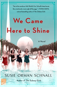 Susie Orman Schnall: We Came Here to Shine