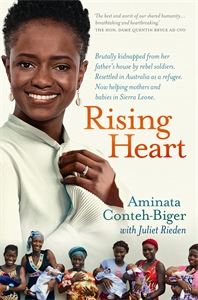 Juliet Rieden: Rising Heart