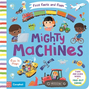 Campbell Books: Mighty Machines
