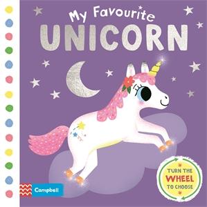 Campbell Books: My Favourite Unicorn