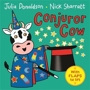 Julia Donaldson: Conjuror Cow