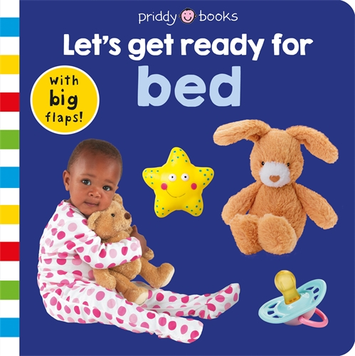 Roger Priddy: Let's Get Ready For Bed