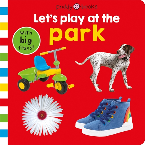 Roger Priddy: Let's Play At The Park
