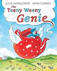 Julia Donaldson: The Teeny Weeny Genie