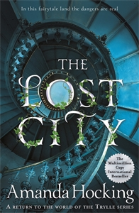Amanda Hocking: The Lost City