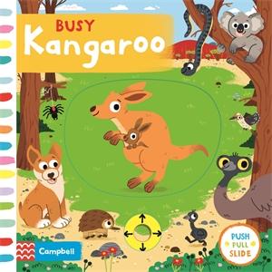 Campbell Books: Busy Kangaroo