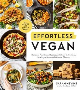 Sarah Nevins: Effortless Vegan
