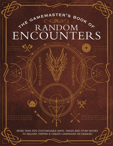 Jeff Ashworth: The Game Master's Book of Random Encounters