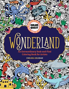 Chelsea Geldean: Color Quest: Wonderland