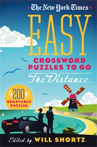 The New York Times: The New York Times Easy Crossword Puzzles to Go the Distance