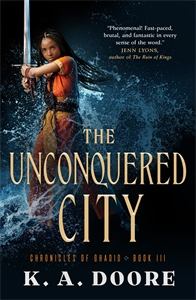 K. A. Doore: The Unconquered City
