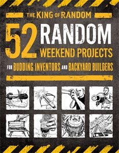 Grant Thompson: 52 Random Weekend Projects