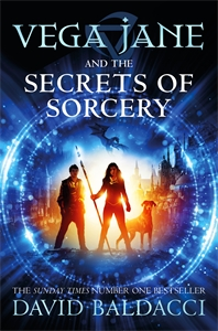 David Baldacci: Vega Jane and the Secrets of Sorcery