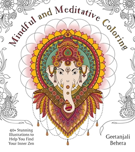 Geetanjali Behera: Mindful and Meditative Coloring