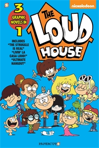 The Loud House Creative Team: The Loud House 3-in-1 #3