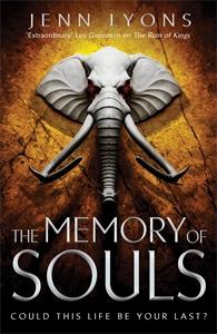 Jenn Lyons: The Memory of Souls