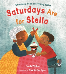 Candy Wellins: Saturdays Are For Stella