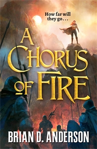 Brian D. Anderson: A Chorus of Fire