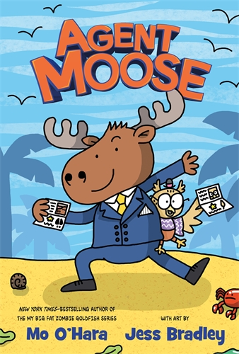 Mo O'Hara: Agent Moose