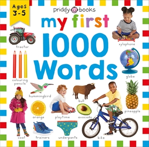 Roger Priddy: My First 1000 Words