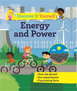 Sally Morgan: Discover It Yourself: Energy and Power