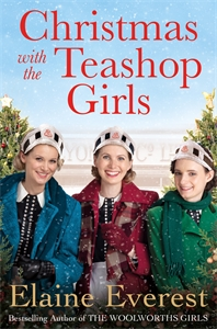 Elaine Everest: Christmas with the Teashop Girls