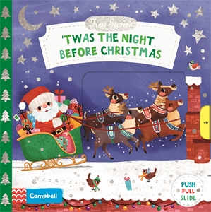 Campbell Books: Twas the Night Before Christmas