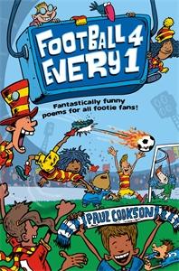 Paul Cookson: Football 4 Every 1