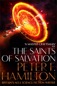 Peter F. Hamilton: The Saints of Salvation
