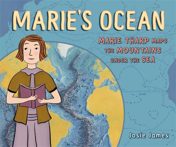 Josie James: Marie's Ocean