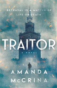 Amanda McCrina: Traitor