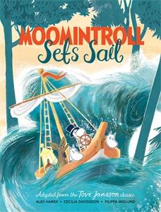 Cecilia Davidsson: Moomintroll Sets Sail
