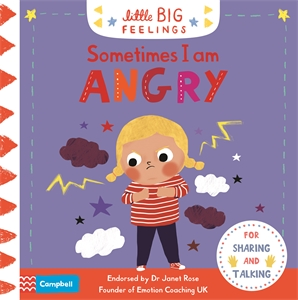 Campbell Books: Sometimes I Am Angry