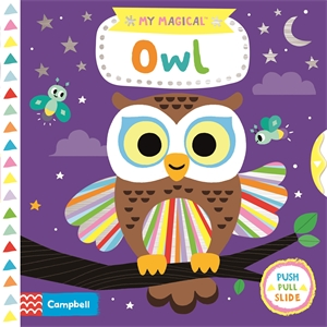 Campbell Books: My Magical Owl