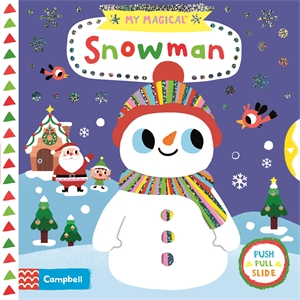 Campbell Books: My Magical Snowman