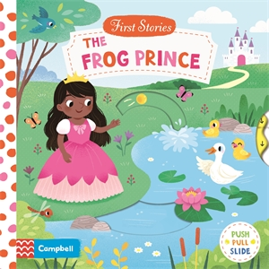 Campbell Books: The Frog Prince