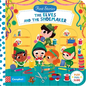 Campbell Books: The Elves and the Shoemaker